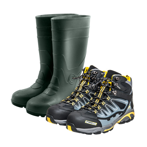 Zaštitna obuća i odeća