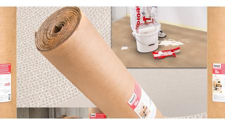 Karton za zaštitu podova - dvoslojni