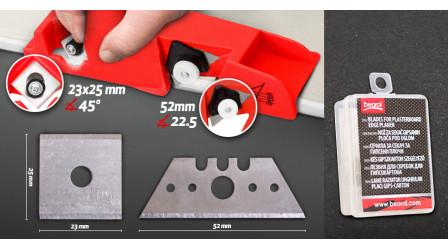 Novo u ponudi - Nož za sekač gipsanih ploča pod uglom