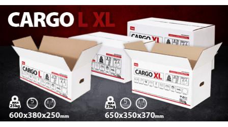 Novo u ponudi - Cargo kutije