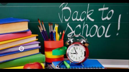 Srećan početak nove školske godine