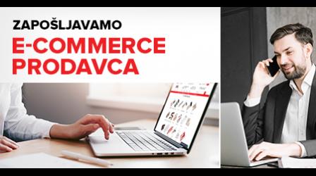 E-commerce prodavac