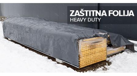 Zaštitna folija Heavy Duty 4x5 m