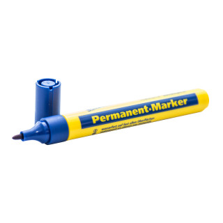 Marker permanentni 1.5-3mm, plavi
