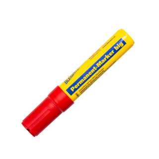 Marker permanentni BIG 4-12mm, crvena