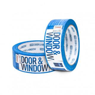 Krep traka za zaštitu vrata i prozora 36mm x 33m, 80ᵒC