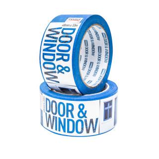 Krep traka za zaštitu vrata i prozora 48mm x 33m