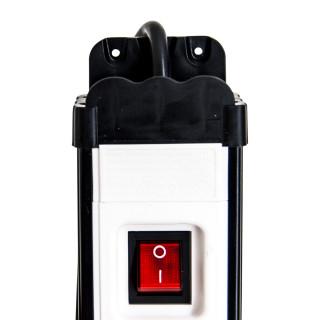 Produžni kabl sa prenaponskom zaštitom 5 utičnica 1.4m