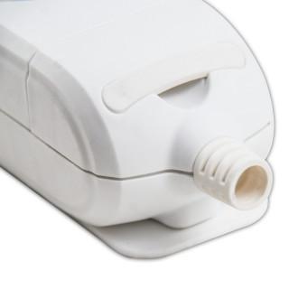 Petostruka prenosna priključnica sa prekidačem i uzemljenjem