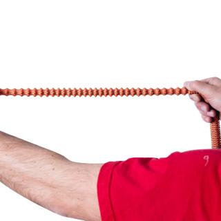 Baštensko rastegljivo crevo 15m, crveno