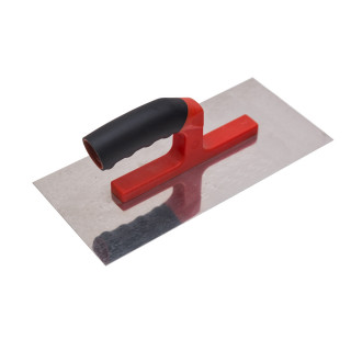 Gleterica čelična, ravna PG drška 280x130mm