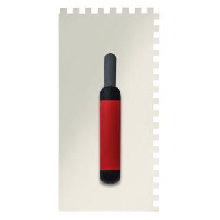 Gleterica Inox profesional soft drška nazubljena 8x8mm