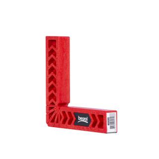 Lenjir ugaoni ABS 150X150mm
