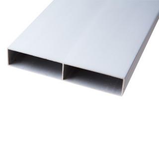 Ravnjača aluminijum 2 ose 4m