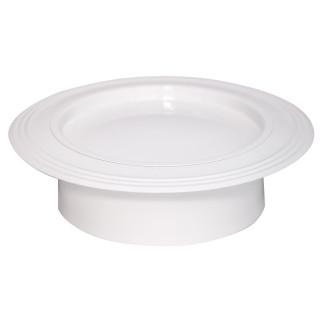 Rozetna bela Ø 150mm