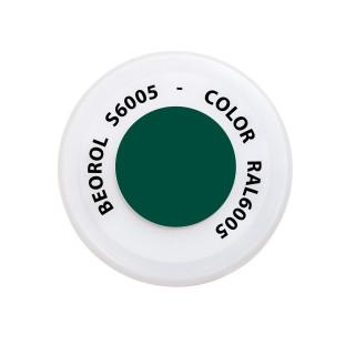 Sprej zelena Muschio RAL6005