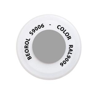 Sprej Siva Alluminio Brillante RAL9006