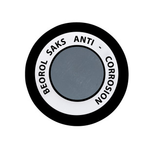Sprej antikorozivni sivi Antiruggine grigia