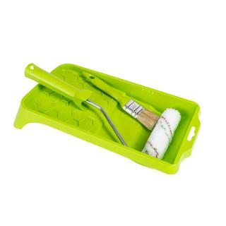 Prolećni set za farbanje mali - zelene boje