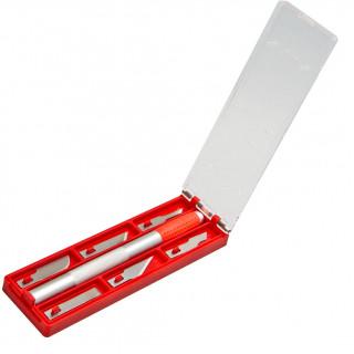 Skalpel za precizno sečenje - 6 nožića
