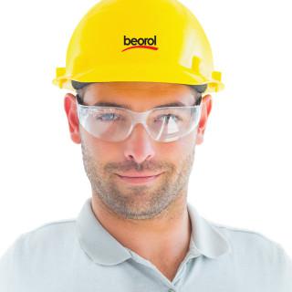 Zaštitne naočare Light transparentne