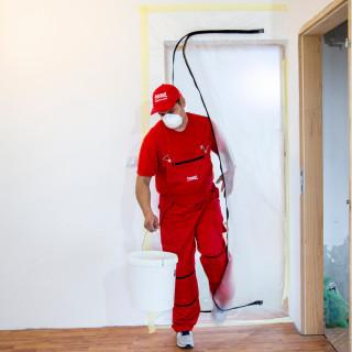 Zaštitna vrata protiv prašine 1 x 2.3m