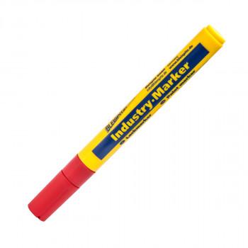 Marker industrijski 4mm, crvena