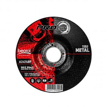 Brusna ploča za metal 115x6