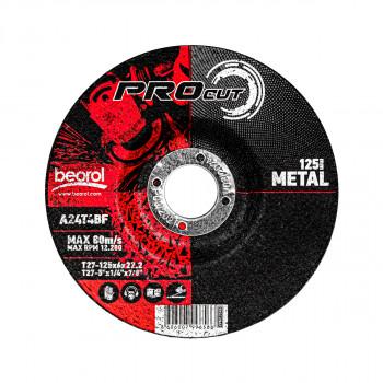 Brusna ploča za metal 125x6