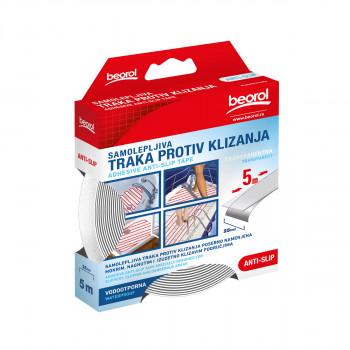 Samolepljiva traka protiv klizanja Anti-slip, 25mm x 5m
