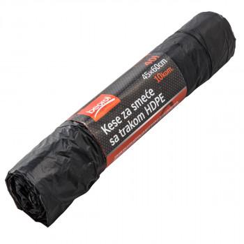 Kese za smeće sa trakom HDPE40L-10/1