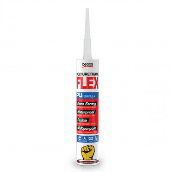 Polyurethane flex 300 ml Braon