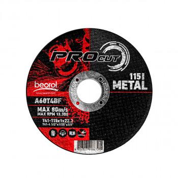 Rezna ploča za metal 115x1mm