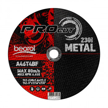 Rezna ploča za metal 230x1.6mm
