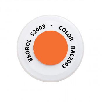 Sprej narandžasta Pastello RAL2003