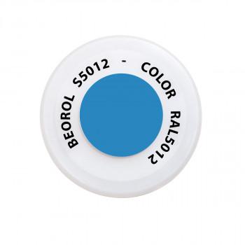 Sprej plava Chiaro RAL5012