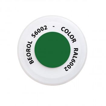 Sprej zelena Primavera RAL6002