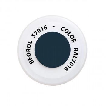 Sprej siva Antracite Opaco RAL7016