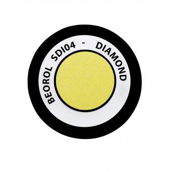 Sprej dijamant žuta Giallo Zolfo