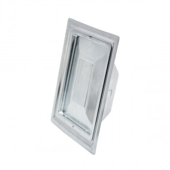Vrata dimnjaka pocinkovana 110x150