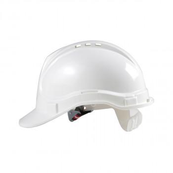 Zaštitni šlem - bela boja