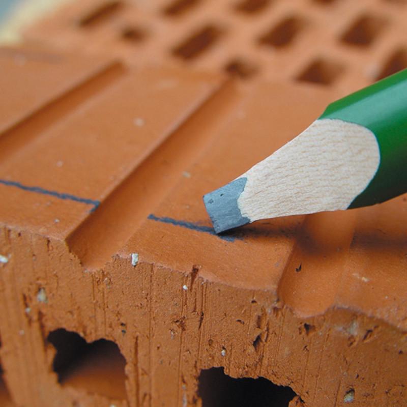 Građevinska olovka 6H, 240mm
