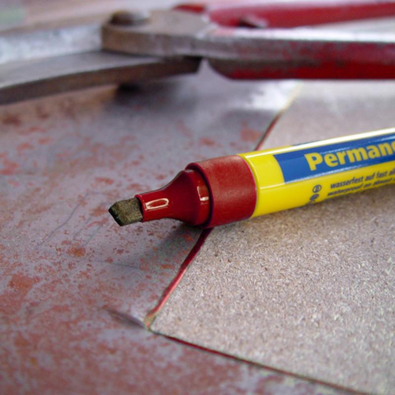Marker permanentni 1-5mm, crveni