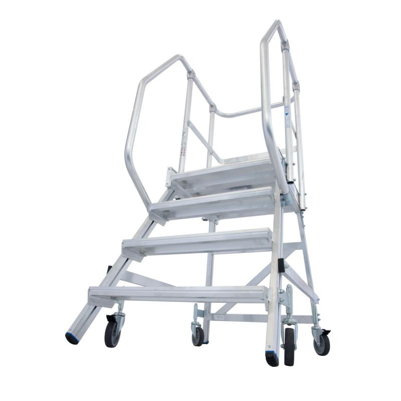 Jednostrana Stabilo platforma, 4 stepenika