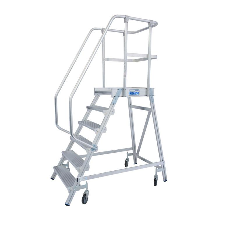 Jednostrana Stabilo platforma, 6 stepenika