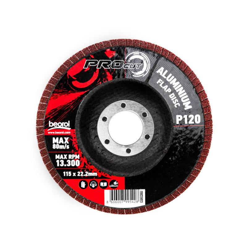 Brusni disk aluminijum granulacija 120