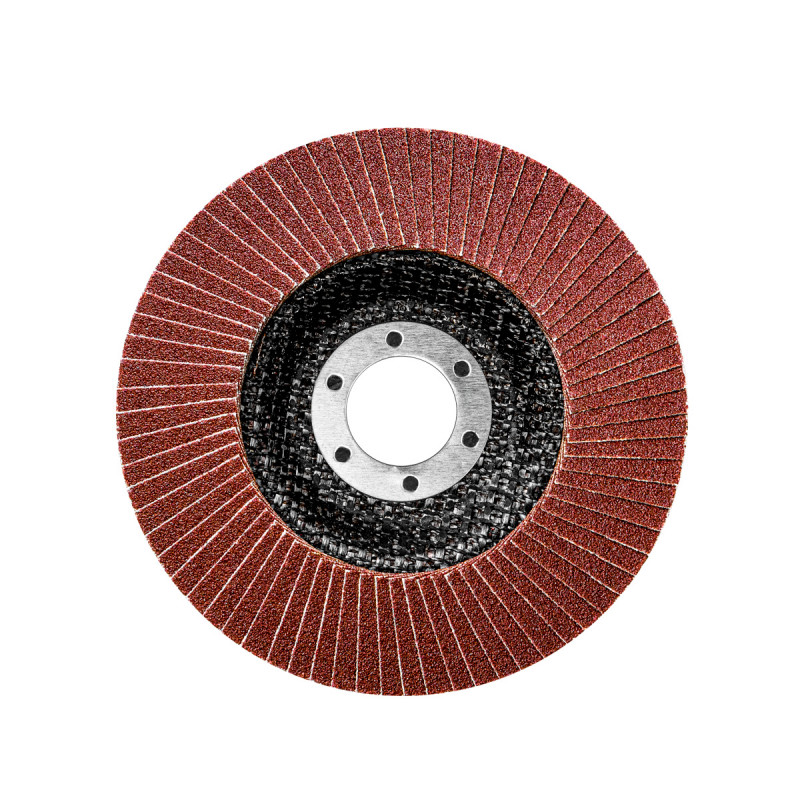 Brusni disk aluminijum, ø115mm, granulacija 80