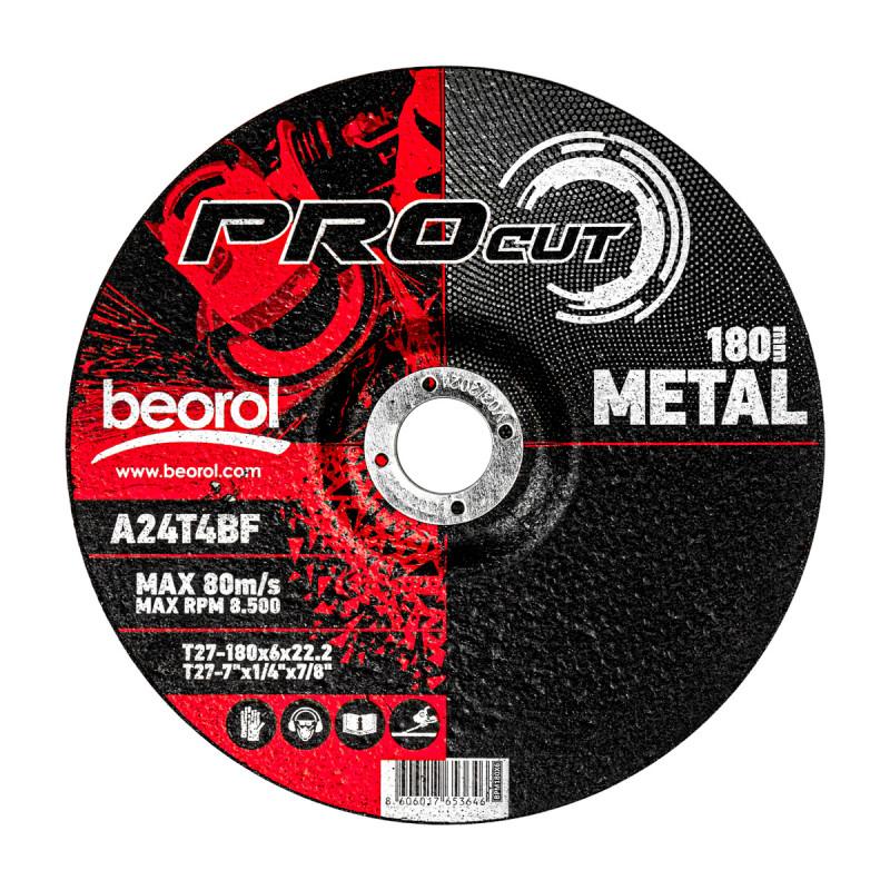 Brusna ploča za metal 180x6
