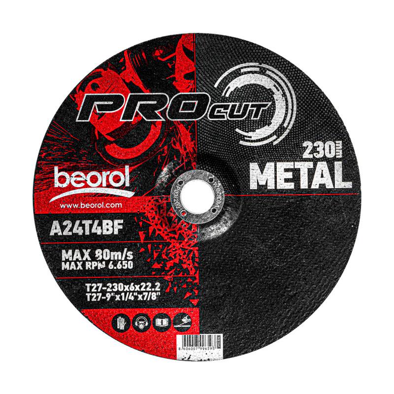 Brusna ploča za metal 230x6
