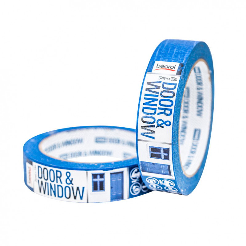 Krep traka za zaštitu vrata i prozora 24mm x 33m